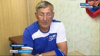 Заслуженный тренер по легкой атлетике Александр Никитин отмечает профессиональный праздник