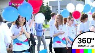 """Мособлдума приняла закон """"о волонтерах"""""""