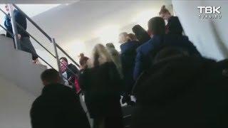 ТРЦ «Июнь» не прошел проверку на пожарную безопасность
