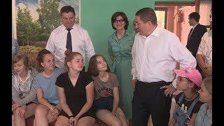 Детские лагеря Волгоградской области ждет масштабное обновление