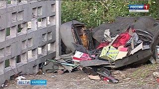 Проблемы вывоза мусора обсудили в Петрозаводске