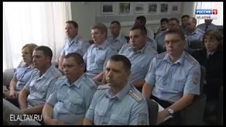На расширенной коллегии МВД по РА подвели итоги работы за I полугодие