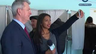 Самокутяев прилетел в Пензу, чтобы проголосовать