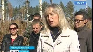 «Пушкинские» нечистоты топят дачный посёлок «Медицинский городок» в Иркутском районе