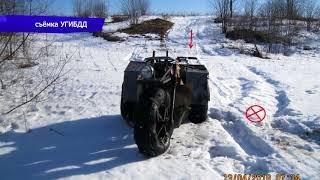 Обзор аварий  Погиб пешеход в Орловском районе