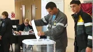 Без отрыва от производства: жители Самарской области голосуют прямо на рабочем месте
