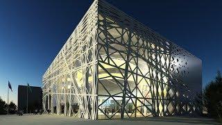 Если бы сбылась мечта голландского архитектора Эрика ван Эгераата?