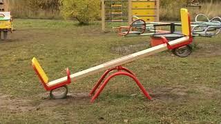 Сколько в этом году в Березовском установили детских  площадок