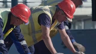 На Крымском мосту устанавливают шумоизоляции
