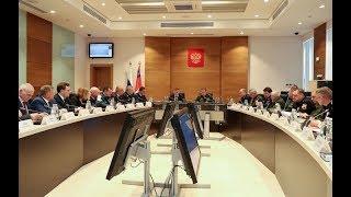 Директор Росгвардии провел в Волгограде совещание по вопросам обеспечения безопасности на ЧМ-2018