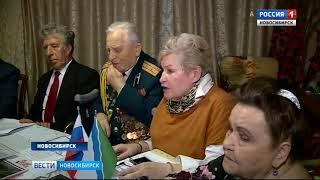 Героический юбилей: 75 лет назад Дмитрий Бакуров был удостоен звания Героя Советского Союза