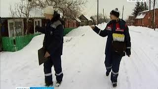 Под Красноярском устроили рейд против энерговоровства