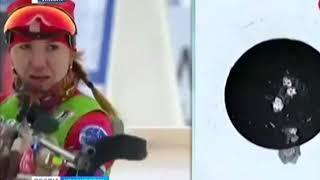 Красноярка Маргарита Васильева стала чемпионкой России по биатлону