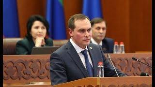 Артём Здунов назначен председателем правительства Дагестана