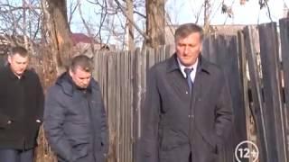 Грубые нарушения противопожарной безопасности выявил мэр в п.Партизанский Биробиджана