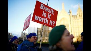 "Сделка по ""брекситу"": Евросоюз - за"