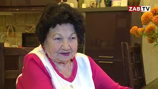 Известный учитель Читы Маргарита Сивцова отмечает 80-летие