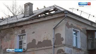 Более 30 аварийных домов по всему Алтайскому краю расселят к концу 2019