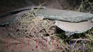 ДТП на трассе: легковушка слетела на обочину и несколько раз перевернулась