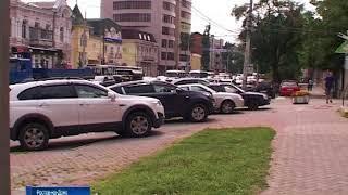 В центре Ростова частично ограничат движение машин в ночное время