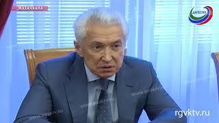 Руководитель региона Владимир Васильев провел встречу с главой СК Александром Бастрыкиным