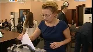 Председателем избирательной комиссии Иркутской области стал Илья Дмитриев