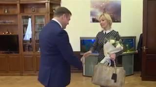 Визит официального представителя МИД Марии Захаровой