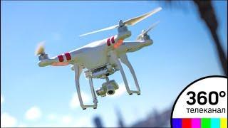 Дубненские леса будут патрулировать пожарные дроны
