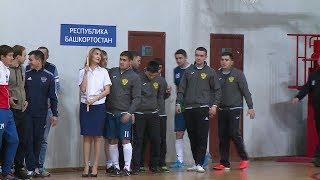 В Уфе прошел турнир по футболу среди прокуроров