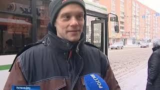 """Очередная """"десяточка"""": как начинался второй день зимы в Ростове"""