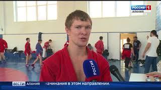 Во Владикавказе на базе 28-й школы открылся зал для занятий самбо