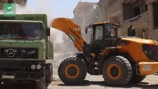 Сирия: в Дейр-эз-Зоре восстанавливают старинный рынок Аль-Хал
