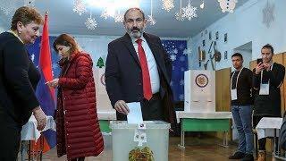 Победа «бархатной революции». Как в Армении встретили новое правительство