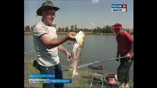 Открытый Чемпионат Адыгеи по рыбной ловле на Кубок главы республики собрал 52 команды
