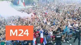 """""""ТопСеть"""": смерть Дениса Тена и переговоры президентов - Москва 24"""