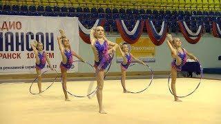 Первенство «Юность России» по гимнастике