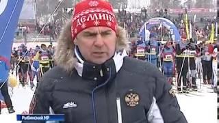 В Деминском лыжном марафоне приняли участие более 2000 спортсменов
