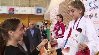 В зале Центральной спортивной арены прошло первенство Новгородской области по каратэ