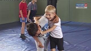 Карельские школьники учились самообороне