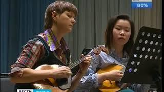Всероссийский фестиваль «Байкальские струны» пройдёт в Иркутске