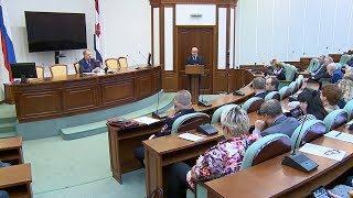 Больше школ, меньше безопасности  В Саранске представители федеральных структур обсудили, как дальше