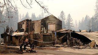 Калифорния: поиски останков могут занять недели