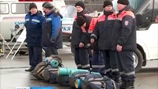 Прямое включение: в Красноярске МЧС готовятся к паводкам