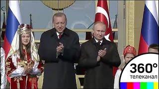 Путин и Эрдоган договорились ускорить сроки поставки С-400 Турции