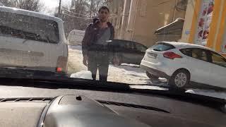 «Автохам»: первая апрельская подборка нарушений ПДД