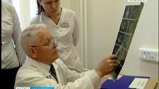 В красноярском онкоцентре заработал томограф