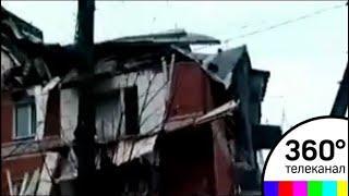 Восемь человек, в том числе двое детей пострадали в результате взрыва газа в Краснодаре