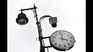 Как работают московские городские часы