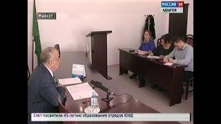 Глава ЦИК РА заявил, что нарушений при подготовке к выборам нет, явка избирателей обещает быть высок