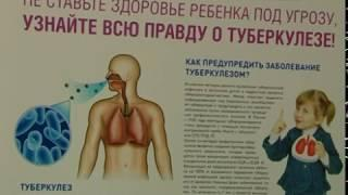 Уровень заболеваемости туберкулезом в нашем городе  Причины, методы профилактики и лечения